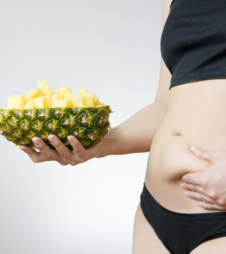 7 Reasons To Include Pineapple In Your Diet For Weight Loss (With Recipes)