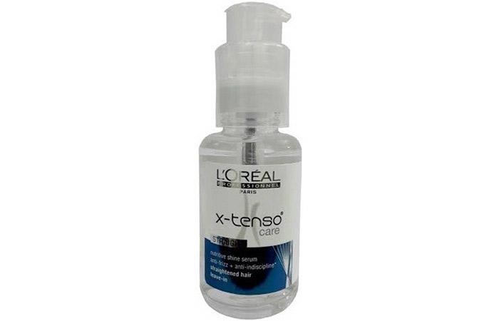 7. L'oreal Professionnel X-Tenso Care Straight Serum