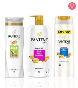 8 Best Pantene Shampoos Available In India