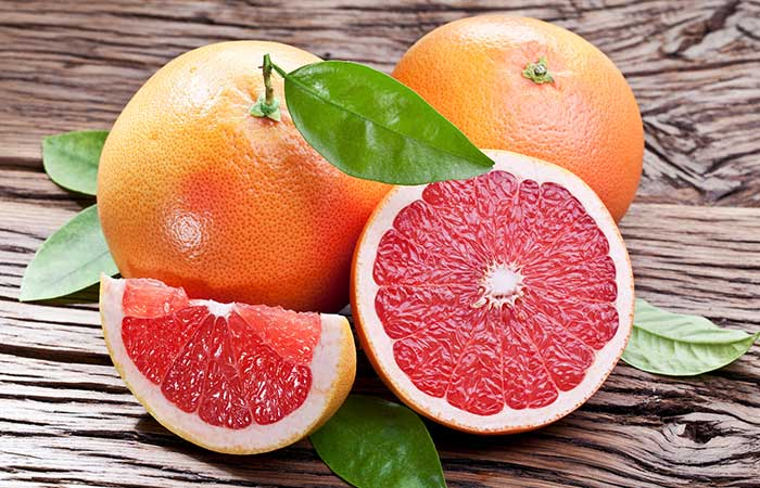 Citrus Fruits - Grapefruit