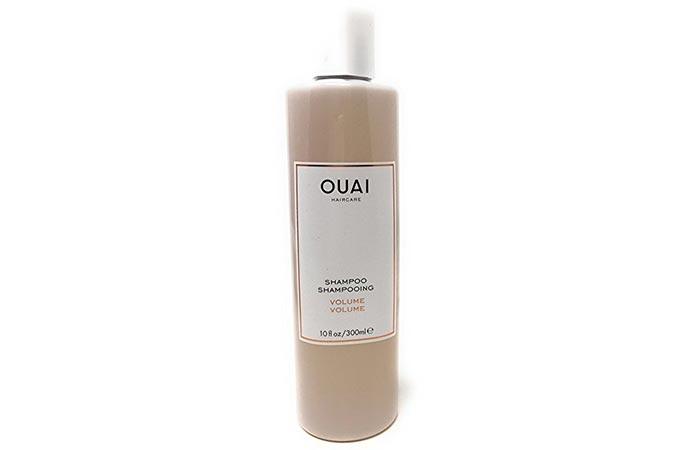 Conditioner For Oily Hair - Ouai Volume Conditioner