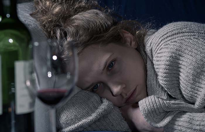 9. Reduces Alcohol Withdrawal Symptoms