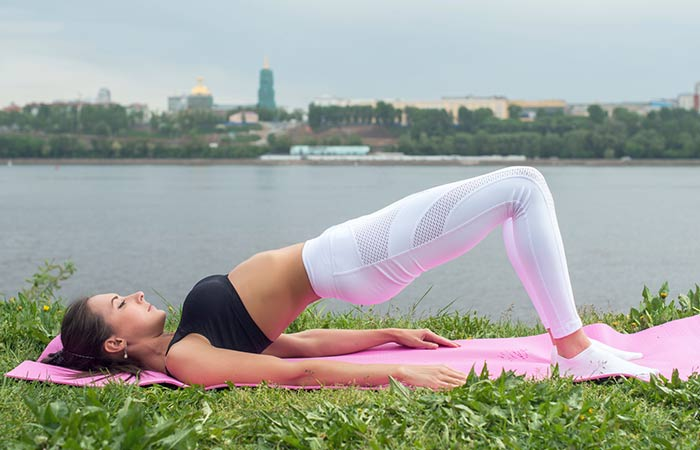 Setu Bandhasana - Yoga Poses For Beginners