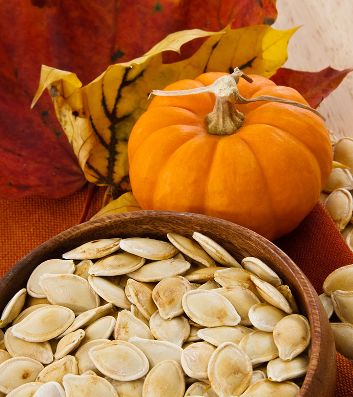 32 Best Pumpkin Seeds Benefits For Skin, Hair And Health