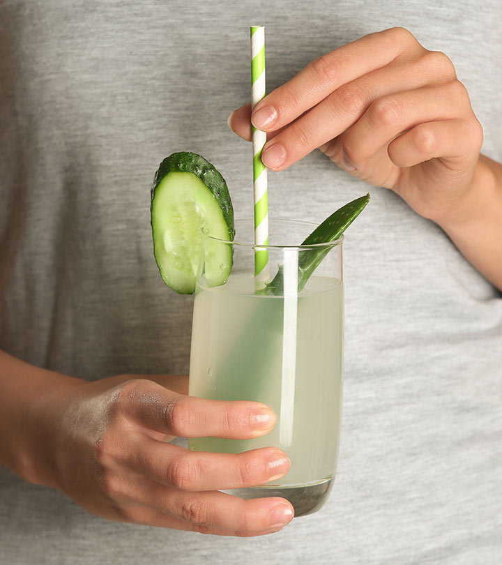 Aloe Vera For Weight Loss: How To Juice It, Recipes, Safety