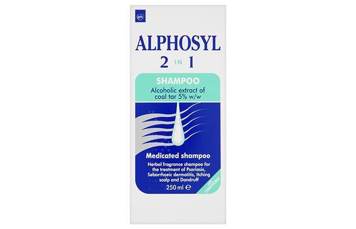 Alphosyl 2 in 1 Shampoo
