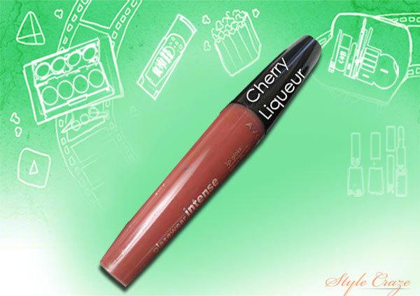 Avon Glaze Wears Intense Lip Gloss in Cherry Liquer