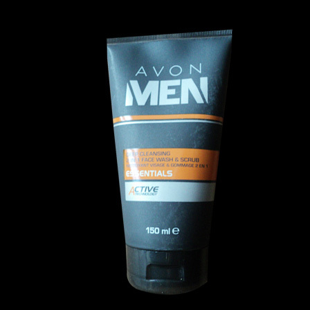 Avon Men Face Wash