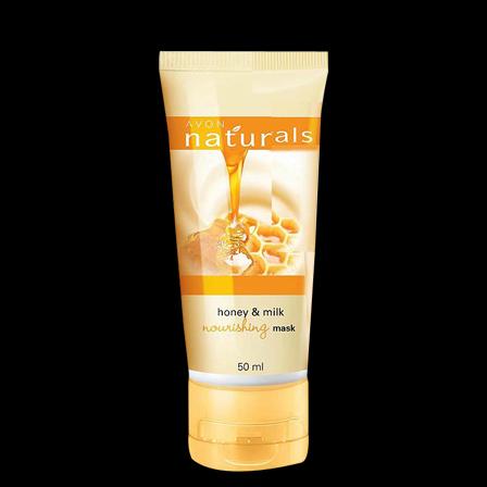 Avon Naturals Milk and Honey Nourishing Face Wash