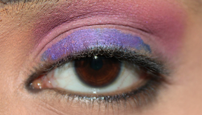 Beautiful Eye Makeup Tutorial Inspired By Radiant Orchid3