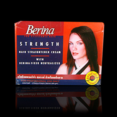 Berina Extra Straightener Cream to Transform Your Look
