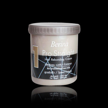 Berina Hair Rebonding Cream