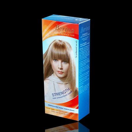 Berina Hair Straightening Cream Professional