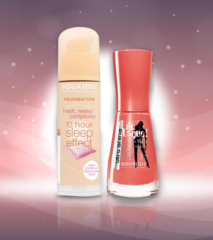 Best Bourjois Products Available In India – Our Top 10