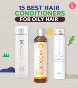 15 Best Hair Conditioners For Oily Hair (2020)