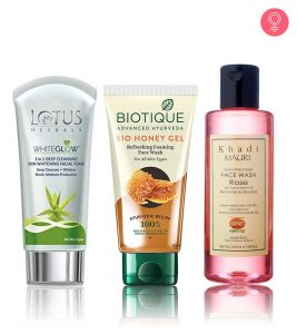 Best Herbal And Ayurvedic Face Washes In India Of 2020
