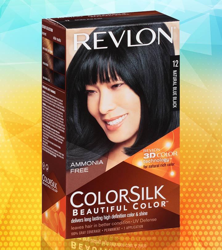 Best Revlon Hair Colours For 2018 Available In India