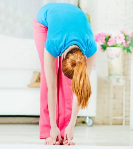How To Do The Padangusthasana And What Are Its Benefits