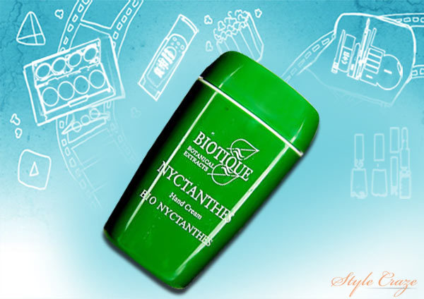 Biotique Bio Nyctanthes Hand Cream