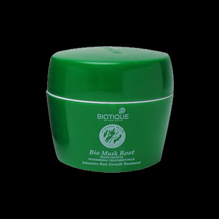 Biotique Musk Root Pack for Hair