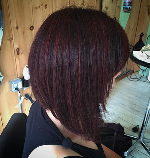 How to pick the right hair color for your skin tone black with red pmusecretfo Image collections