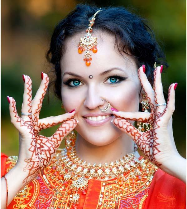 Bridal Accessory forehead decor