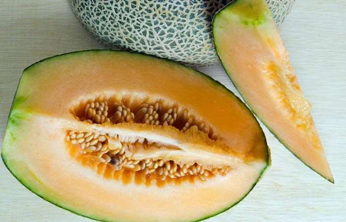 23 Best Benefits Of Cantaloupe Kharbuja For Skin Hair Health I cut up a whole cantaloupe but soon realized that it was not quite ripe yet. 23 best benefits of cantaloupe