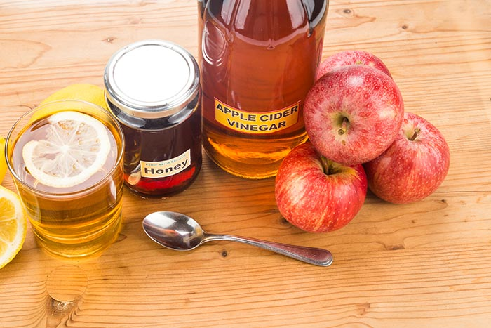 Cider Vinegar With Honey
