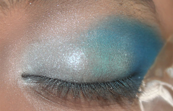 Cinderella Eye step 3