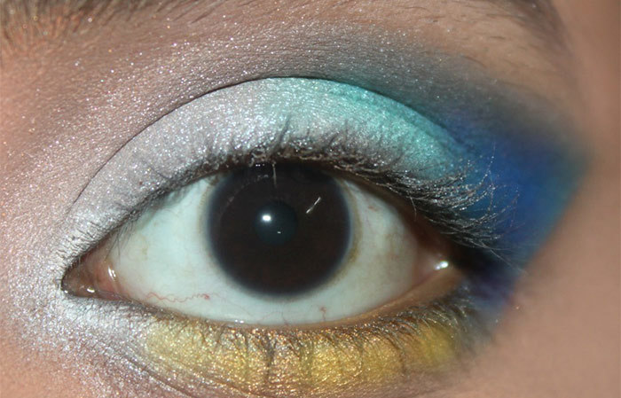 Cinderella Eye step 5