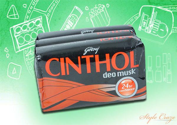 Cinthol Deo Musk Soap