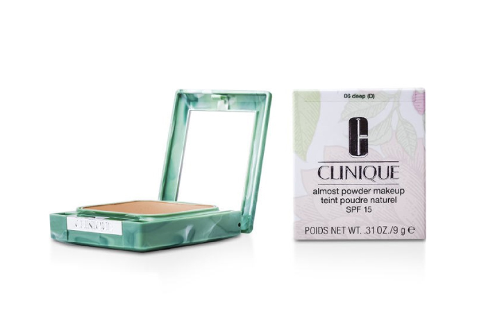 Best Compact Powders for Dry Skin - 3. Clinique Almost Powder