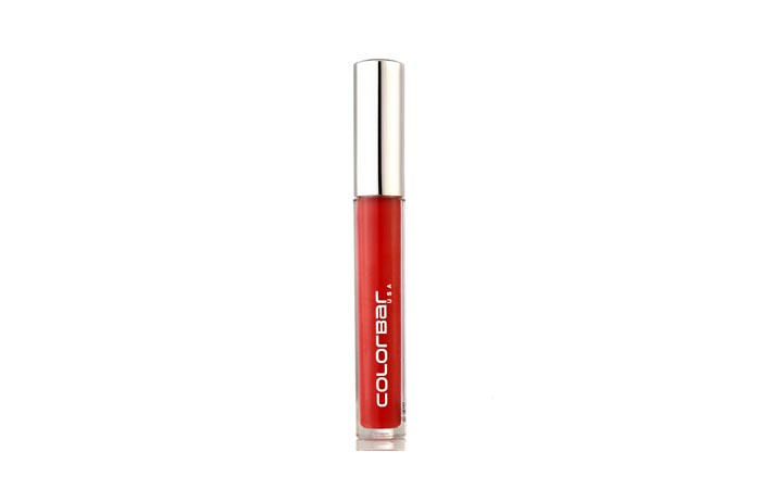 best liquid lipsticks in India - colorbar true gloss lip gloss