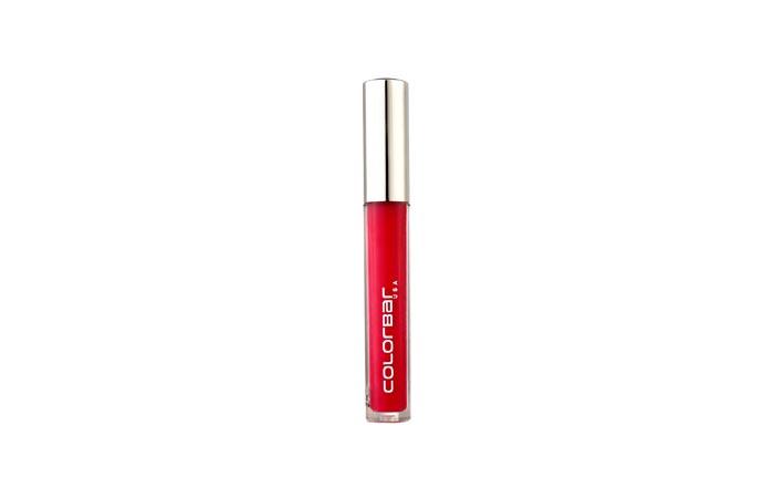 best liquid lipsticks in India - Colorbar True Gloss-Vintage Rose