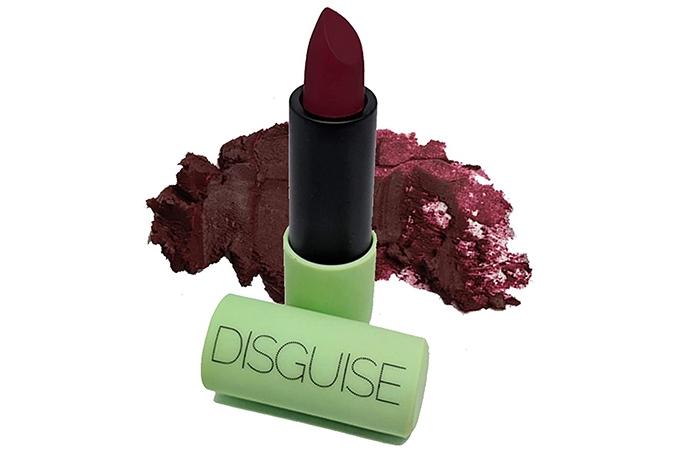 Disguise Cosmetics Ultra-Comfort Matte Lipsticks – Burgundy Chef 03