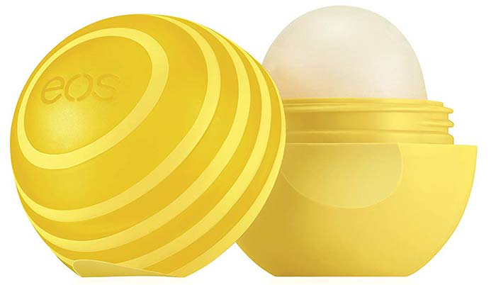 EOS Active Lip Balm: Lemon Twist - EOS Lip Balms