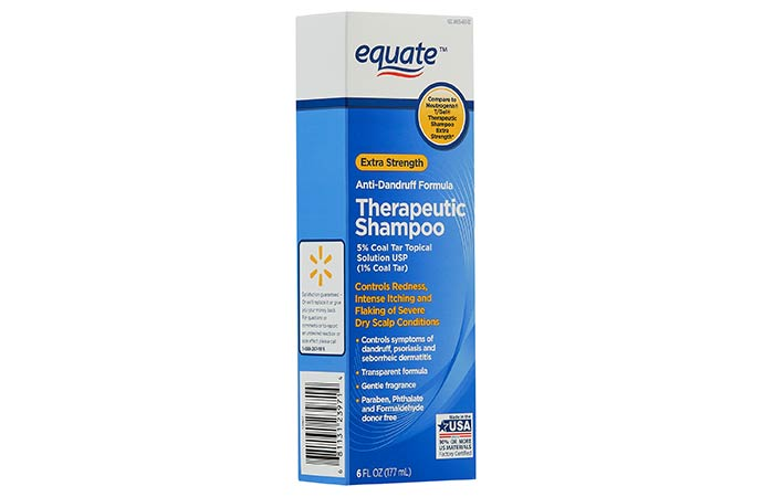 Equate Original Anti-Dandruff Formula Therapeutic Shampoo