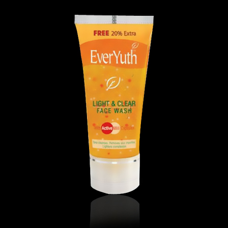 Everyuth Derma Care Light & Clear Face Wash