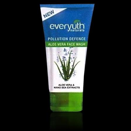 Everyuth Pollution Defense Aloe Vera Face Wash