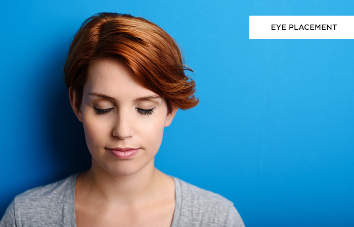Step 2: Eye Placement (OM Meditation)