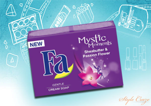 Fa Mystic Moments Shea Butter & Passion Flower Bar Soap
