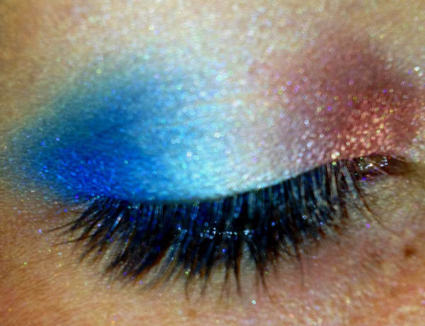 Fairy Eye Lid Makeup