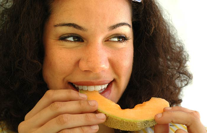23 Best Benefits Of Cantaloupe Kharbuja For Skin Hair Health Cantaloupe or muskmelon health benefits includes supporting good eye health, relieving stress, delaying aging process, improving immune system, alleviating menstrual cramps, aiding weight loss. 23 best benefits of cantaloupe