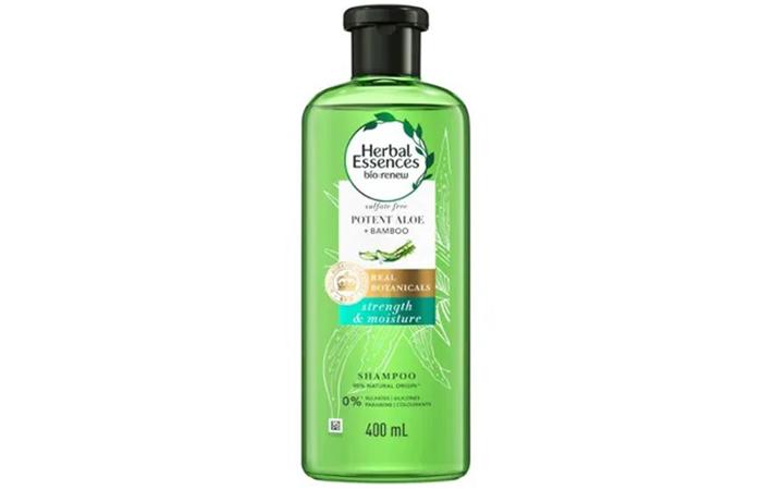 Herbal Essences Bio Renew Potent Aloe+Bamboo Shampoo
