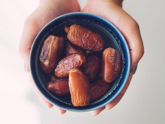 How Can Dates Help You Lose Weight1