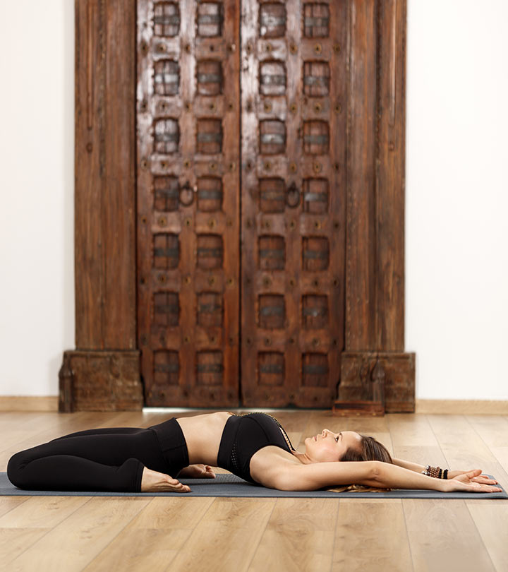 How To Do The Supta Virasana And What Are Its Benefits