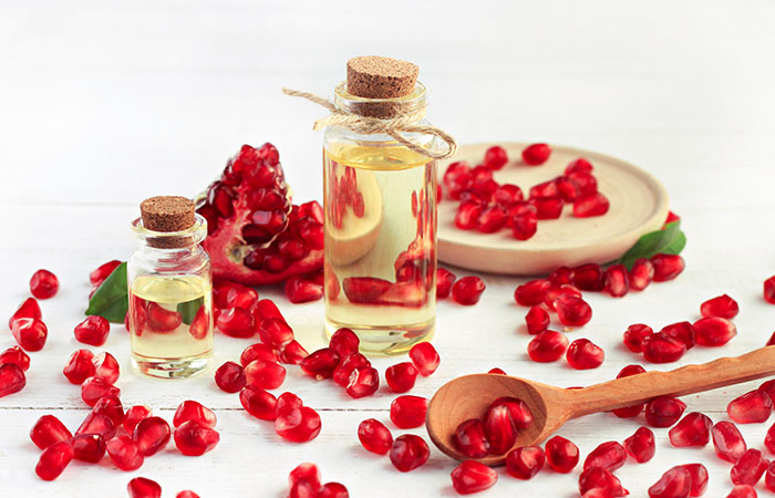 How To Make Pomegranate Seed Oil
