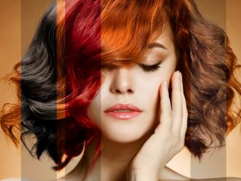 Cool Reds 9 Red Mahogany Hair Color