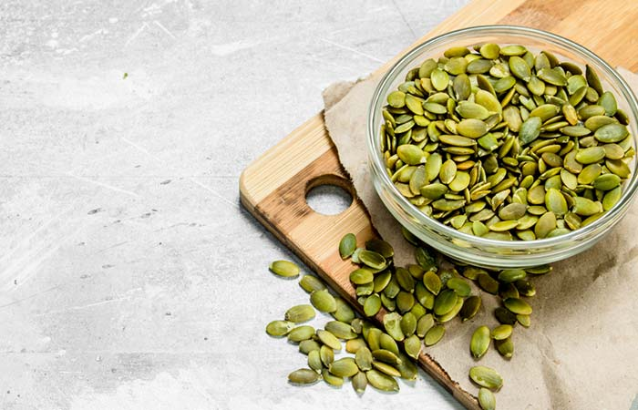 How To Prepare Roasted Pumpkin Seeds Snack