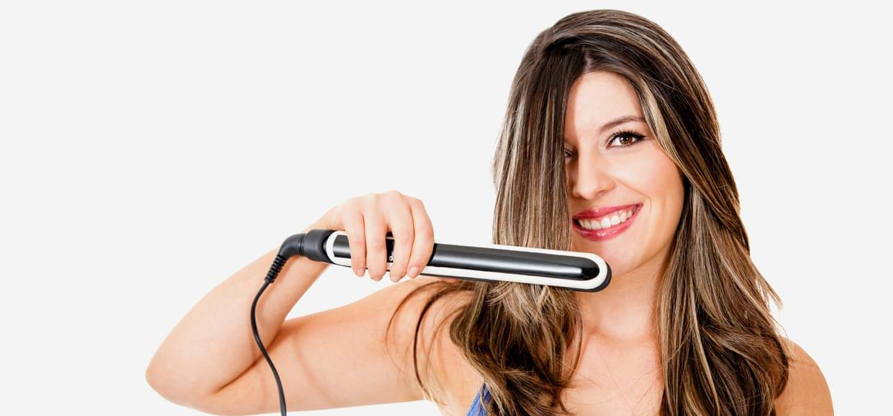 How To Use Hair Straightener